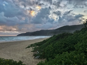Wilderness Beach... Pictures do not do this place justice #SouthAfrica #Wilderness #Beach #Sunset