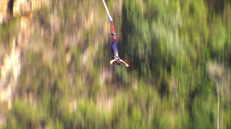 Third highest bungee jump
