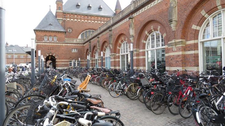 Copenhagen, Central Station