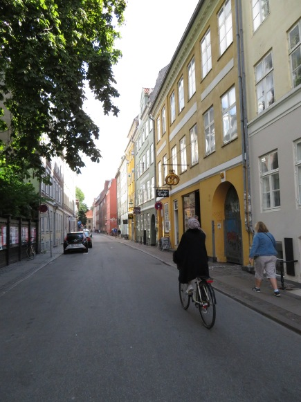 Copenhagen, Latin Square