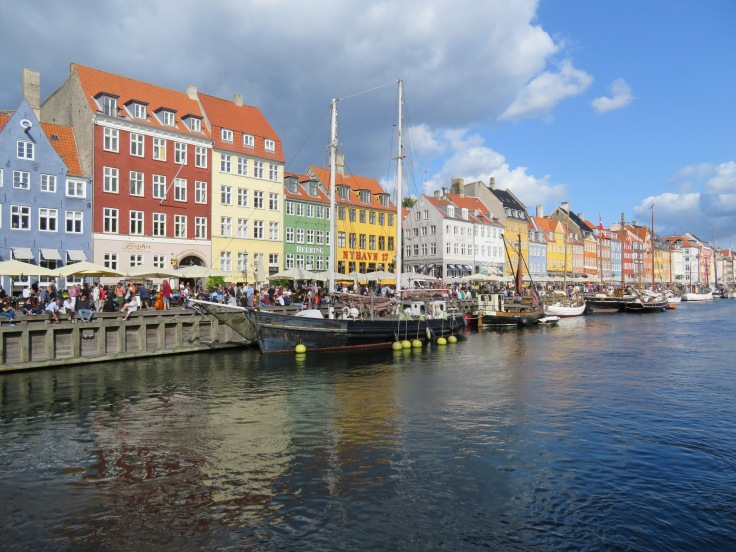 Nyhavn colorful houses