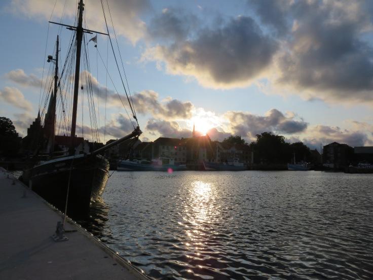 Helsingor's bay