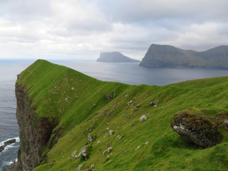 Cliffs of the Faroe Islands