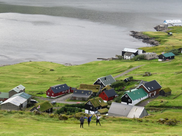 Random Villages in the Faroe Isands