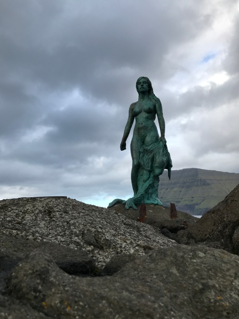 The Selkie Woman Of Mikladalur
