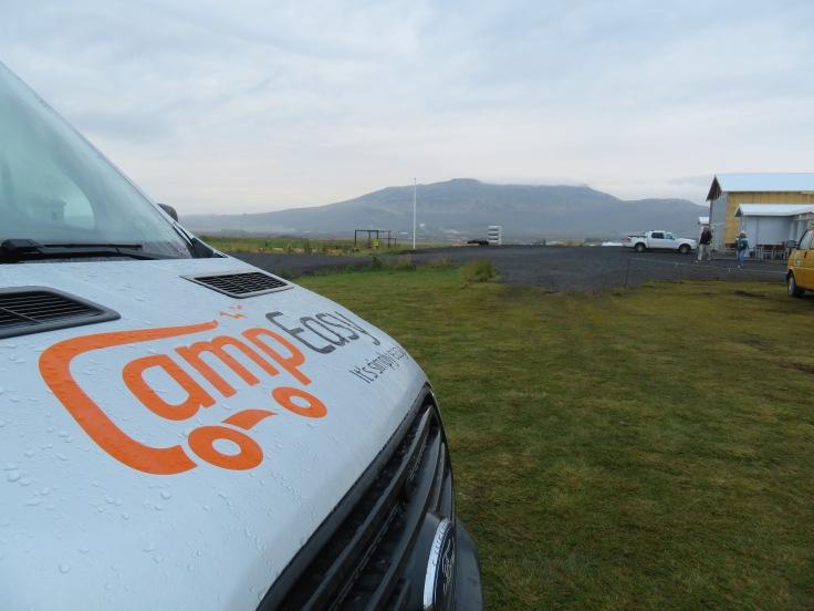 Camper Vans in Iceland