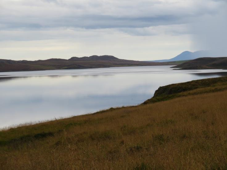 Vesturhopsvatn Lake