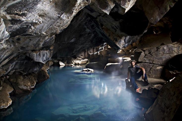 Grjotagja Caves