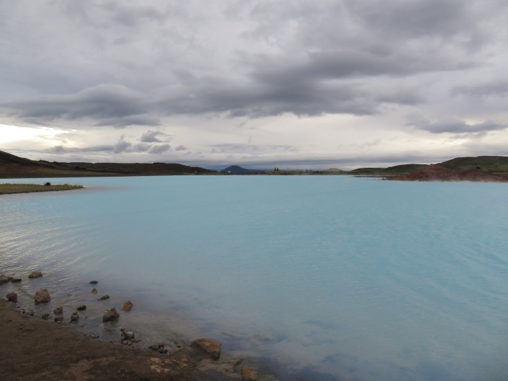Thermal Pools of Iceland