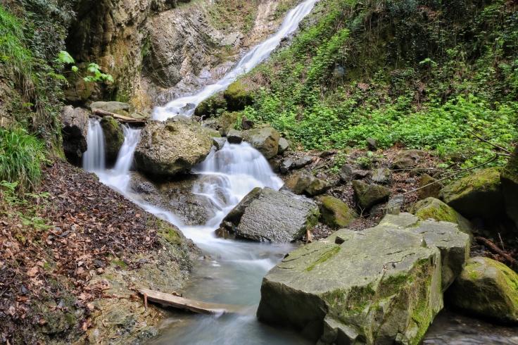 Yeddi Gozel Waterfalls