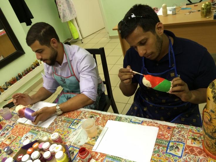 Matryoshka Painting Class